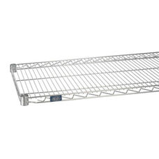 Poly-Z-Brite Standard Wire Shelf - 24