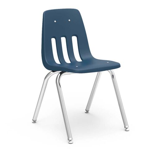 Quick Ship 9000 Classic Series Stack Chair with 16