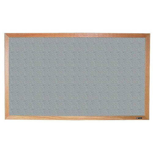 Our 700 Series Tackboard with Wood Frame - Claridge Cork - 48