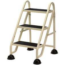 Stop Step 3 Step Ladder - Beige