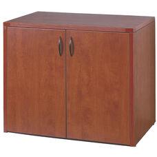 OSP Furniture Napa Storage Cabinet - Cherry