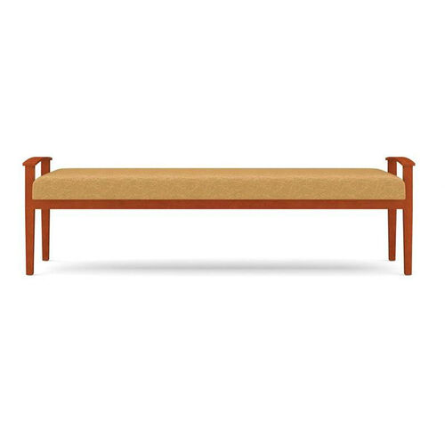 Our Amherst Series Open Arm 3 Seat Backless Bench is on sale now.