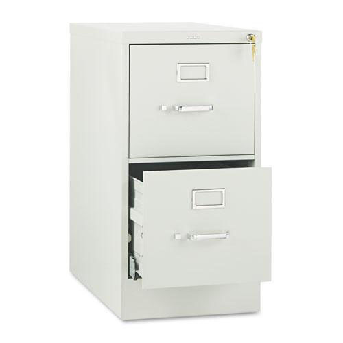 Our HON® 510 Series Two-Drawer Full-Suspension File - Letter - 29h x25d - Light Gray is on sale now.