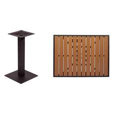 Black Engineered Wood