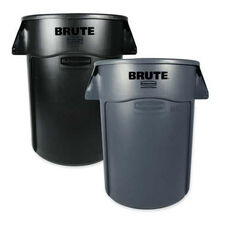 Rubbermaid Commercial Products Brute 44 Gallon Waste Containers - 28