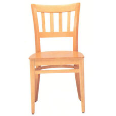 1901 Side Chair with Plywood Saddle Seat
