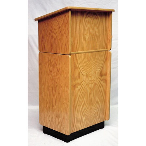 306 Series Wooden Convertible Lectern - 24
