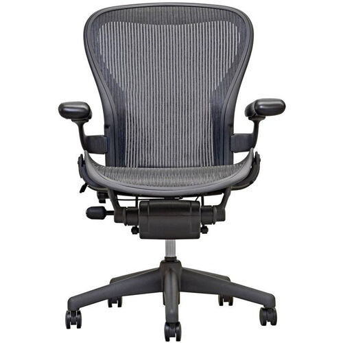 Our Aeron Chair Open Box Basic Task Chair - Carbon is on sale now.