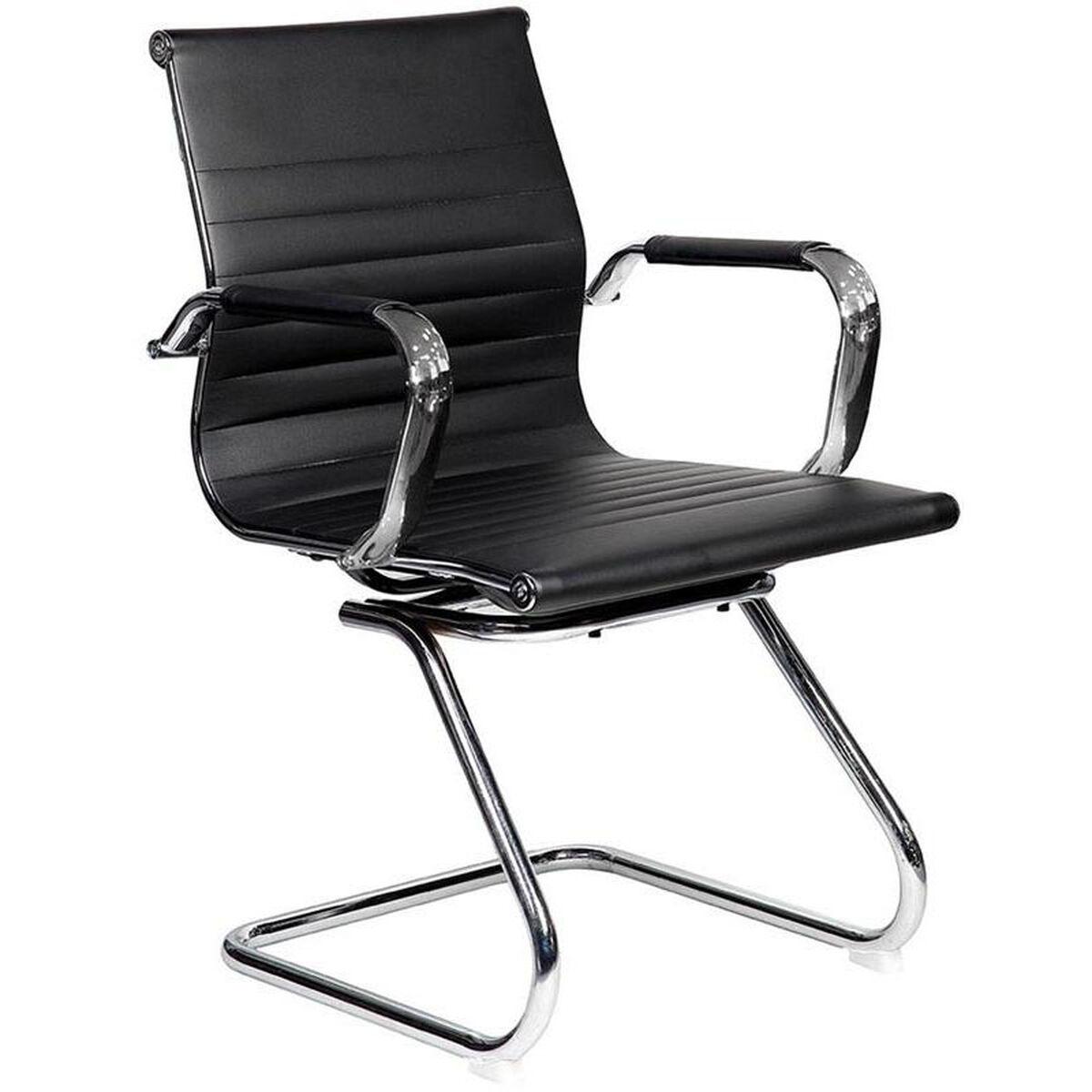 modern visitor office chair rta 4602v bk churchchairs4less com