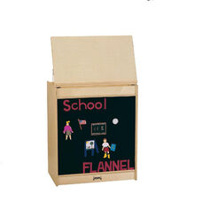 Mobile Flannel Front Big Book Easels