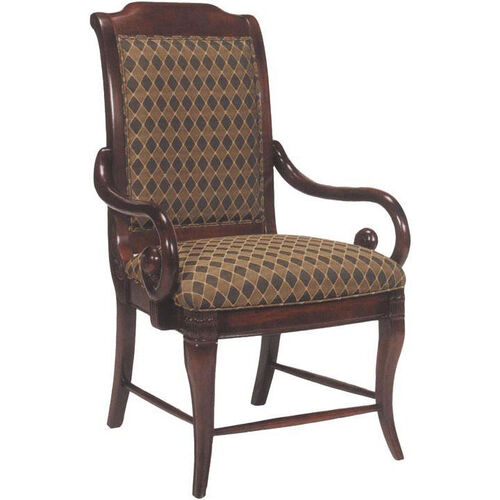 Our 2510 Arm Chair w/ Upholstered Back & Seat - Grade 1 is on sale now.