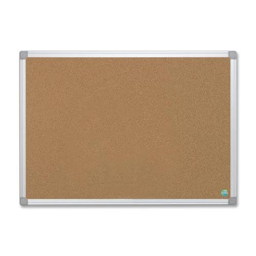 Our Bi-Silque Cork Board with Hardware - 2