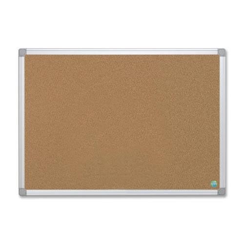 Bi-Silque Cork Board with Hardware - 2