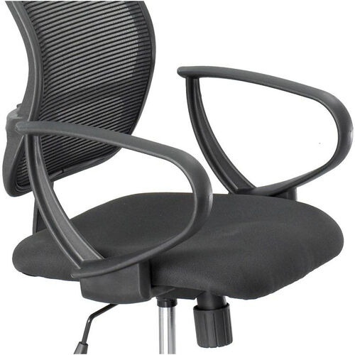 Our Vue™ Optional Loop Arms for Mesh Extended Height Chair - Black is on sale now.