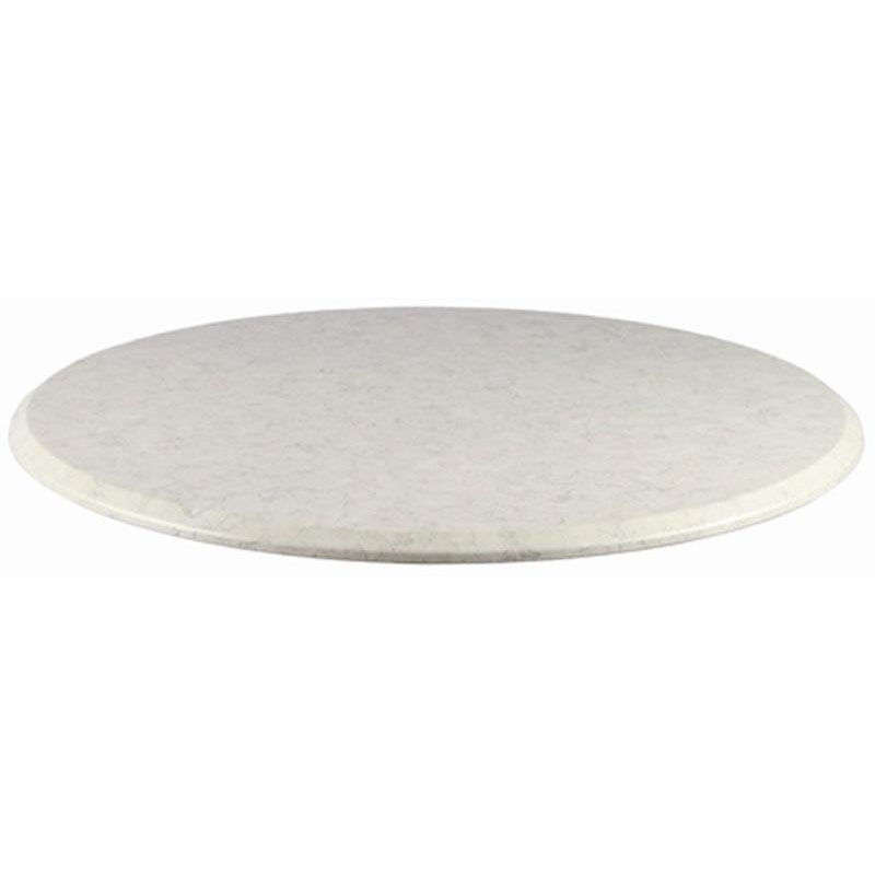 ... Our Topalit 42u0027u0027 Round Indoor/Outdoor Table Top   Stone Is On Sale