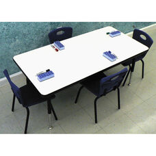 M500 Series Dry Erase Markerboard Activity Tables