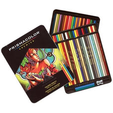Sanford Brands Prisma Color Pencil Set - 72/ST - Assorted