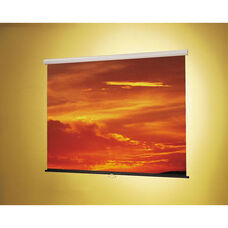 Nova Manually Operated Projection Screen with Steel Case - 60