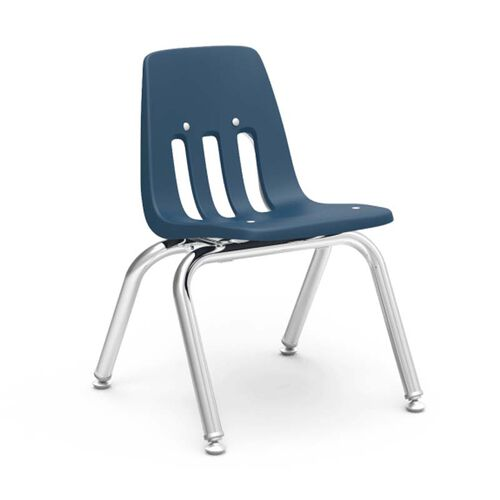 Quick Ship 9000 Classic Series Stack Chair with 12