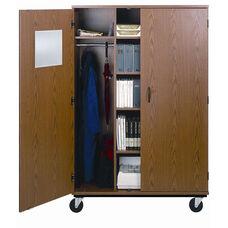 Mobile Teacher Storage