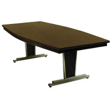 Customizable Rectangular Shaped Director Conference Table - 30
