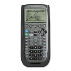 Texas Instruments Graphing Calculator -with USB Cable -3 1/2