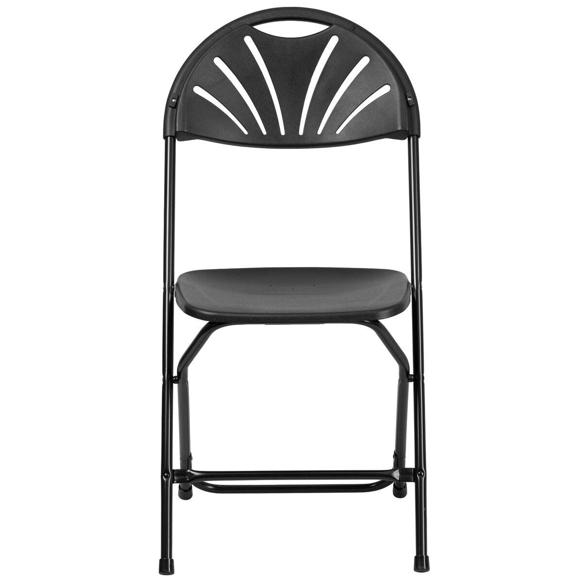 Flash Furniture Hercules Series 800 Lb Capacity Black