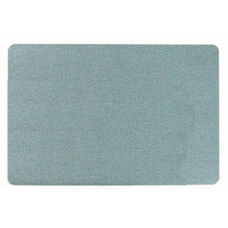 Ritz Deco Series Radius Blue Fabric Wrapped Bulletin Board - 36''H x 48''W
