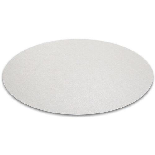 Cleartex Polycarbonate Circular General Purpose Mats for Hard Floors - Diameter 24
