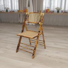 American Champion Bamboo Folding Chair