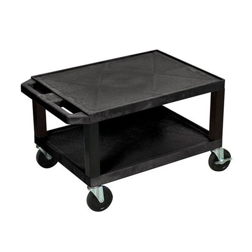 Tuffy Plastic Cart with Black Legs