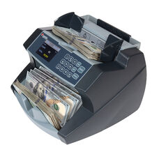 6600 UV/MG Business-Grade Currency Counter with ValuCount™, UV, and Magnetic Counterfeit Detection