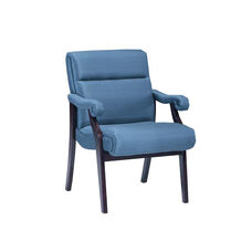 Carolinian Series Side Chair with Full Upholstered Arms