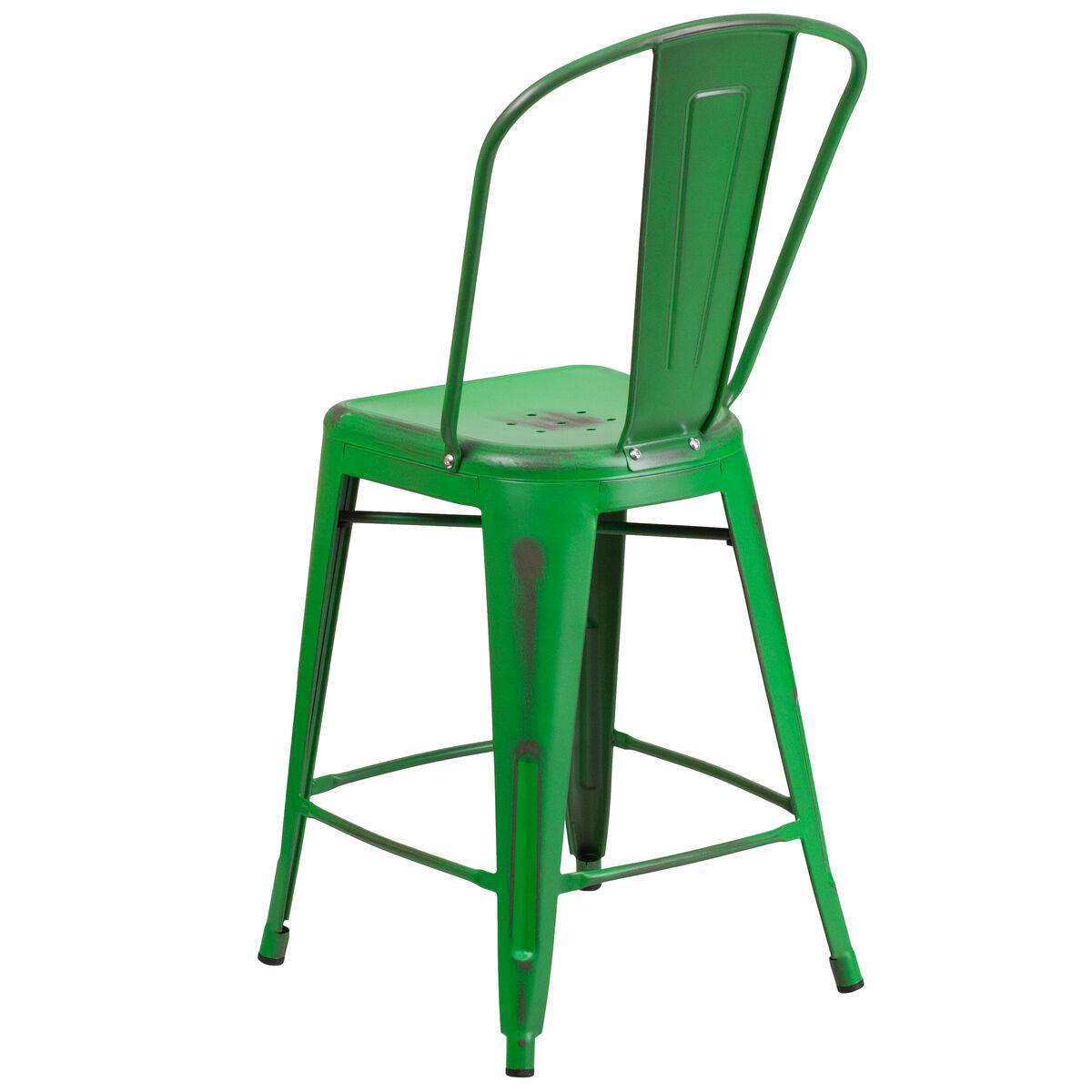 Flash Furniture Et 3534 24 Gn Gg Churchchairs4less Com