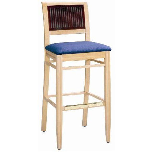 Our 596 Bar Stool w/ Upholstered Seat - Grade 1 is on sale now.