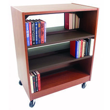 Double Face Mobile Shelving