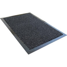 24'' x 36'' Doortex Advantage Mat Rectagular Indoor Entrance Mat- Gray