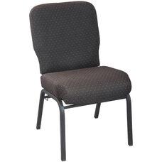 Advantage Signature Elite Walnut Church Chair - 20 in. Wide