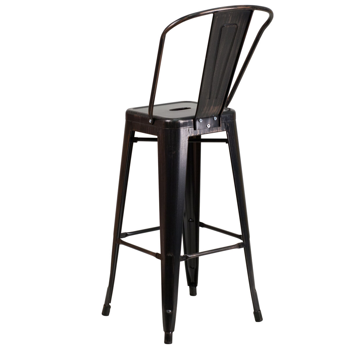 our-30-high-black-antique-gold-metal-indoor-outdoor-barstool-with-back