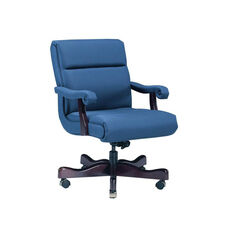 Carolinian Series Low Back Executive Swivel Chair