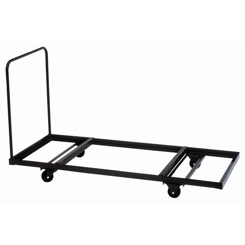 Our Welded Iron Folding Table Truck for Flat Stacking Rectangular Tables - 30