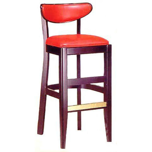 Our 1940 Bar Stool w/ Upholstered Back and Seat - Grade 1 is on sale now.