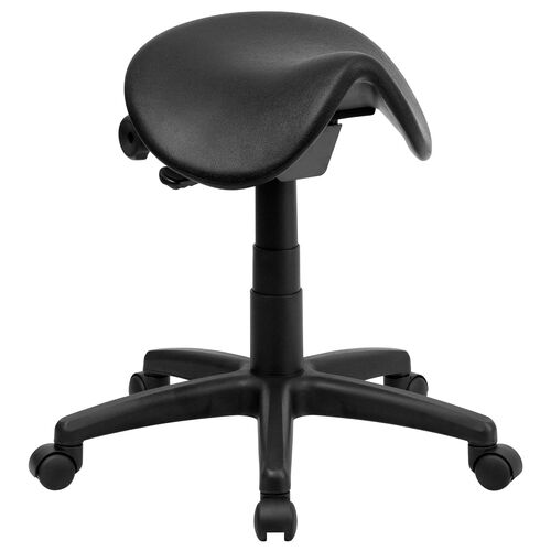 Our Backless Saddle Stool is on sale now.