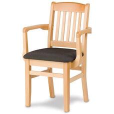 Bulldog Arm Guest Chair - Grade 1