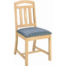 991 Side Chair with Upholstered Seat - Grade 1