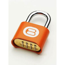 RoHS Compliant Resettable Combination Padlock
