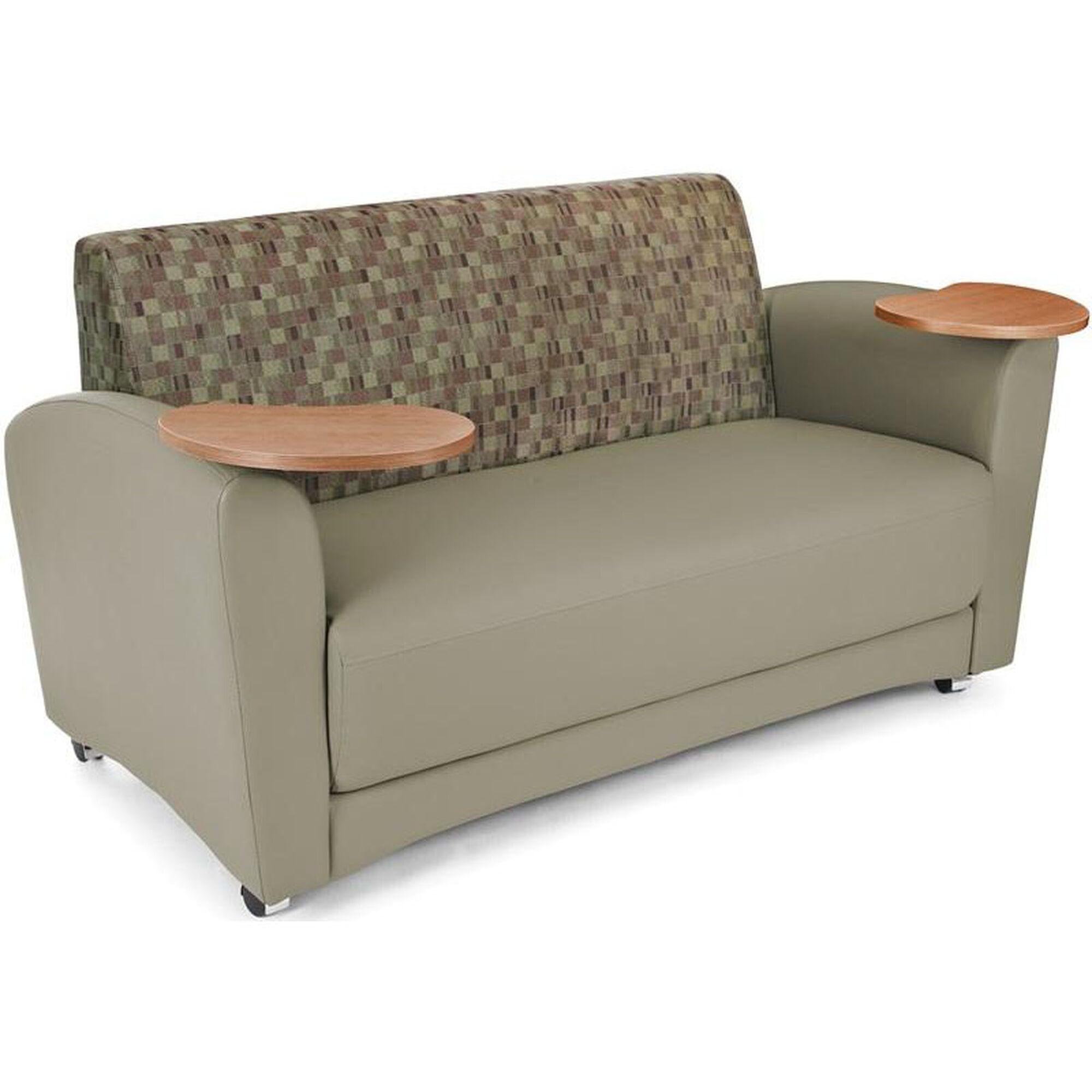 interplay tablet sofa plum taupe 822 p 607 bronz. Black Bedroom Furniture Sets. Home Design Ideas