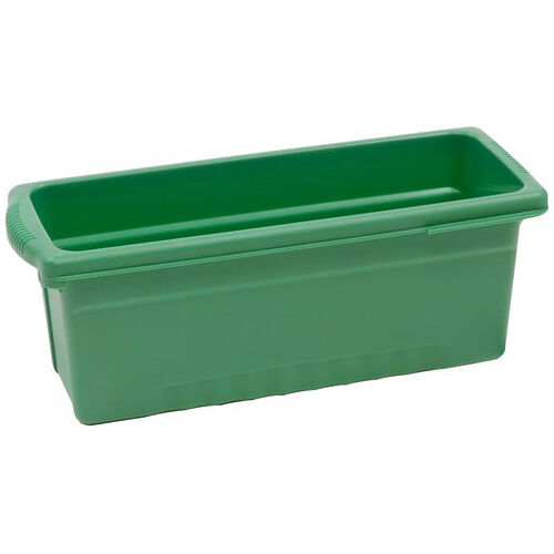Our Royal Small Open Environmentally Friendly Tough Plastic Tub - Green - 6
