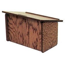305 Series Folding Tabletop Wooden Lectern - 24