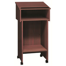 General Line Two-Section Stand Up Lectern